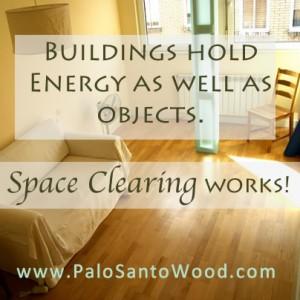 SpaceClearingPaloSanto